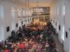 Publikum im Freylinghausensaal