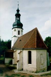 Kirche in der Silberhöhe