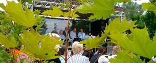 Eröffnung des Stadtteilfest Silberhöhe 2013