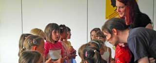 Singschule Tag der offenen Tür 2013