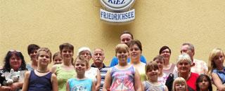 Patenprojektes F.A.M.O.O.S.  im Kiez Friedrichsee