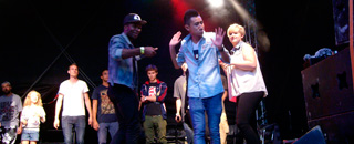 Styles United - Hip Hop Show für Halle