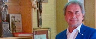Frank Motzki - Verfasser der Silberhöhe-Hymne